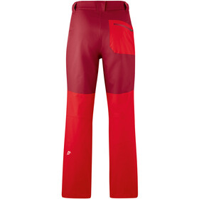 Maier Sports Diabas Pantalones Outdoor Hombre, rio red